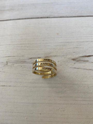 טבעת שמות מסובבת